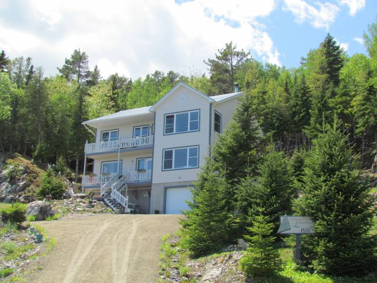 1 - House for sale, Saint-Irénée (Code - si138, Charlevoix)
