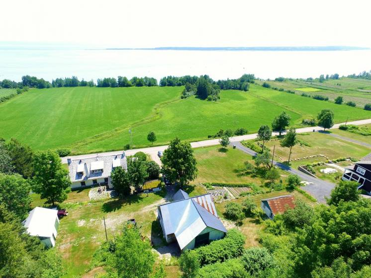 3 - House for sale, Les Éboulements (Code - eb158, Charlevoix)