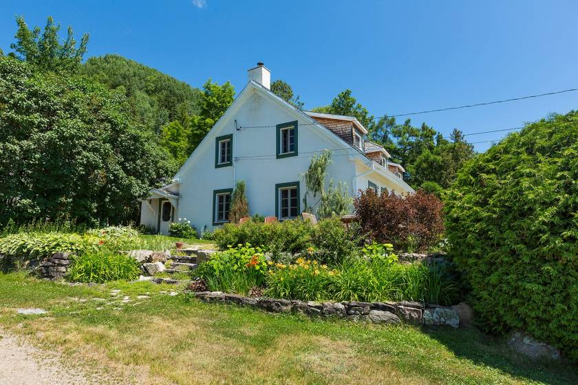 6 - House for sale, Les Éboulements (Code - eb158, Charlevoix)