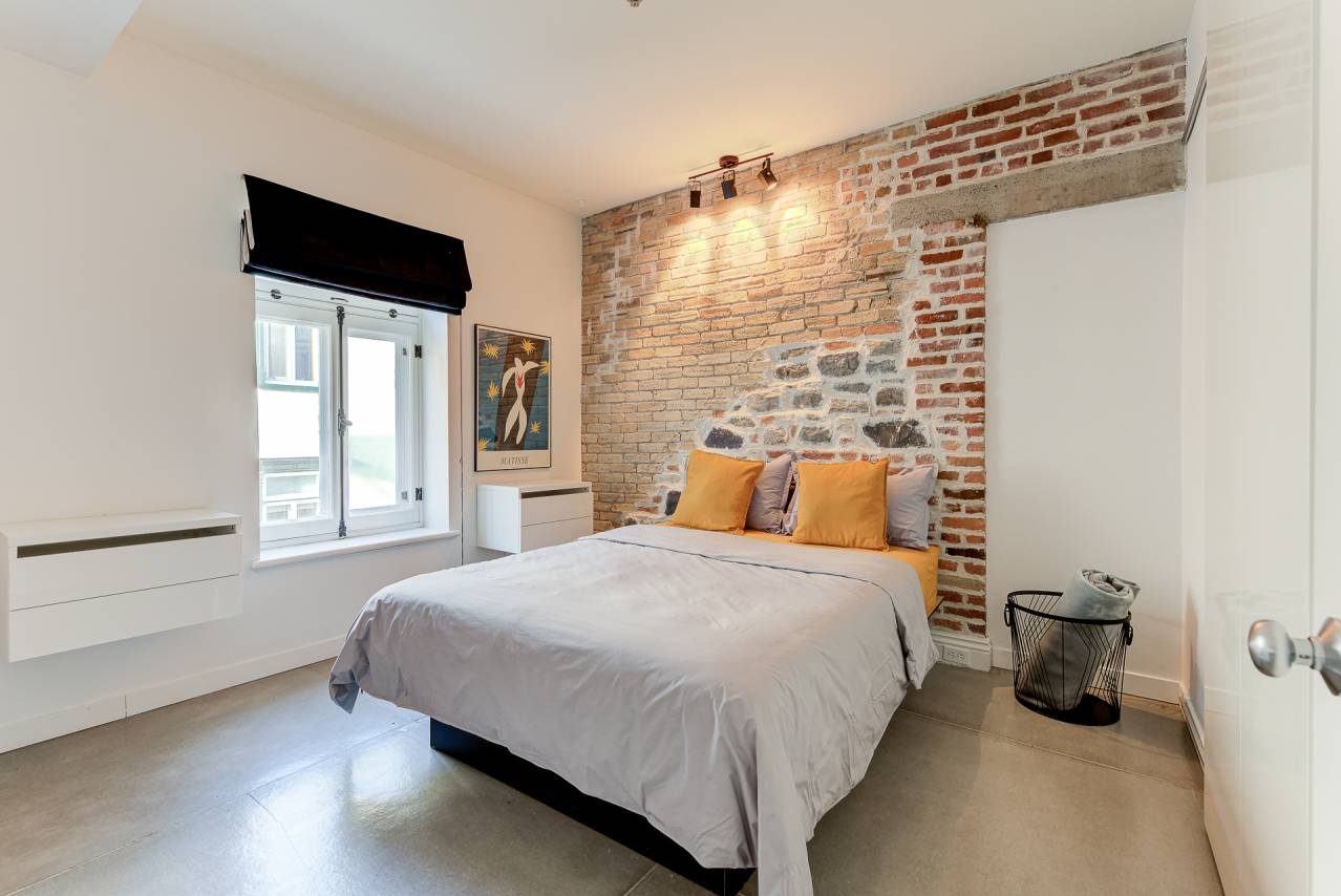 1 - Condo for rent, Quebec City - Old Port (Code - 20301, old-quebec-city)