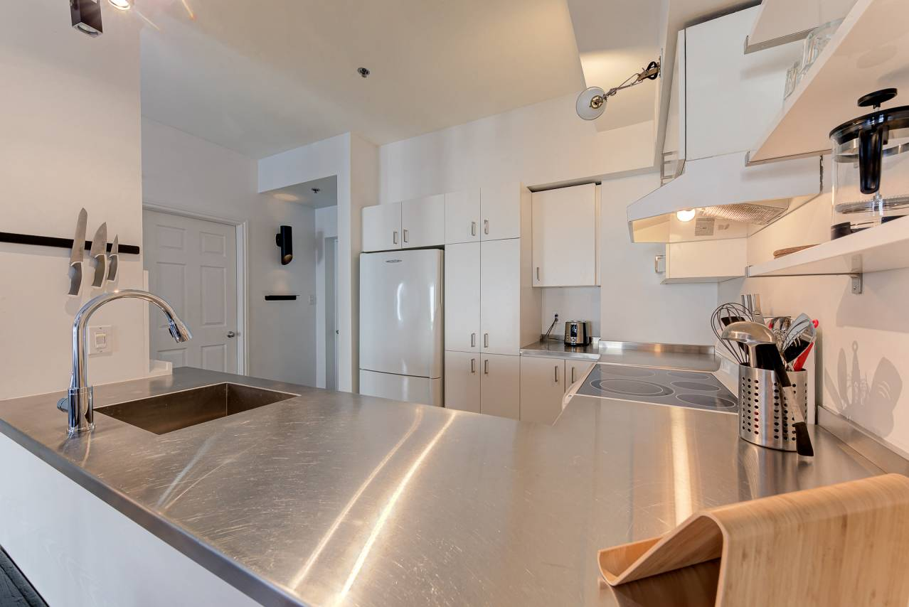 10 - Condo for rent, Quebec City - Old Port (Code - 20301, old-quebec-city)