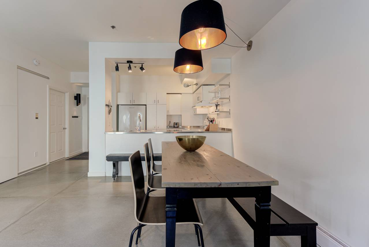 6 - Condo for rent, Quebec City - Old Port (Code - 20301, old-quebec-city)