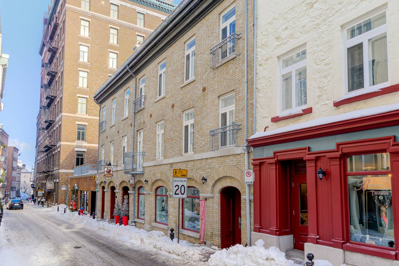 20 - Condo for rent, Quebec City - Old Port (Code - 20301, old-quebec-city)