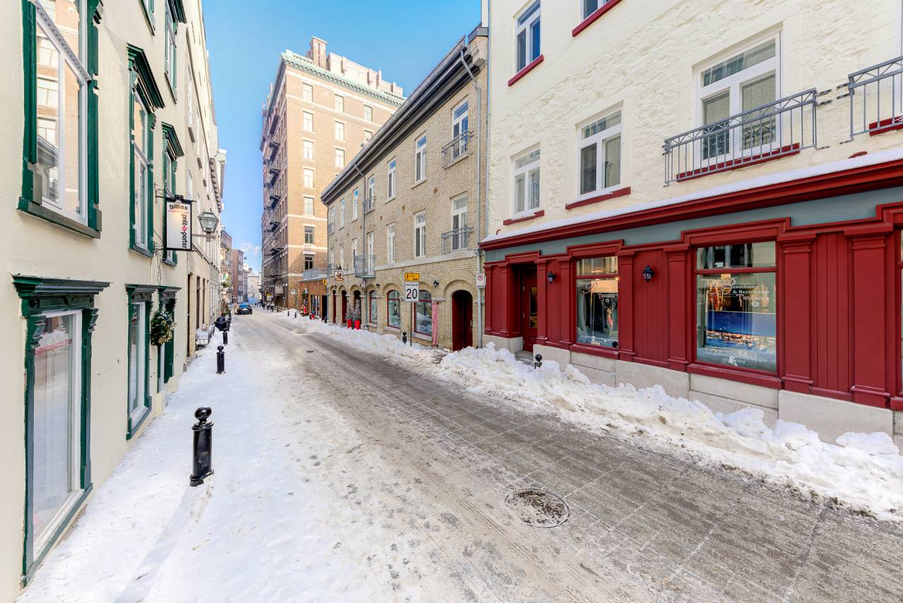 21 - Condo for rent, Quebec City - Old Port (Code - 20301, old-quebec-city)