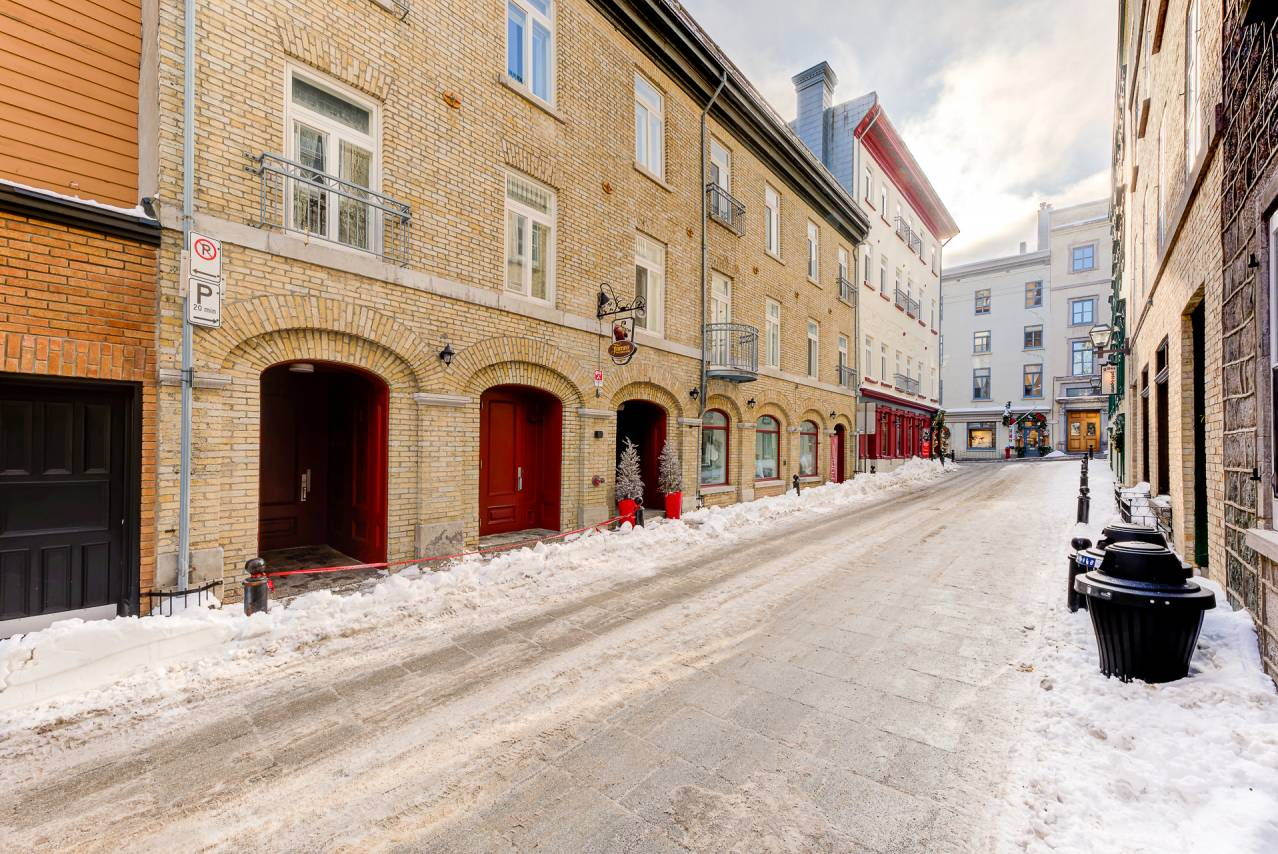 23 - Condo for rent, Quebec City - Old Port (Code - 20301, old-quebec-city)