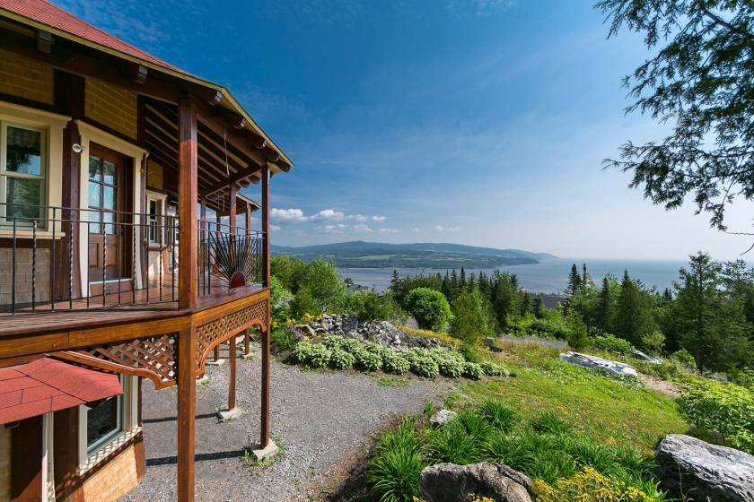 1 - House for sale, La Malbaie (Code - mb335, Charlevoix)