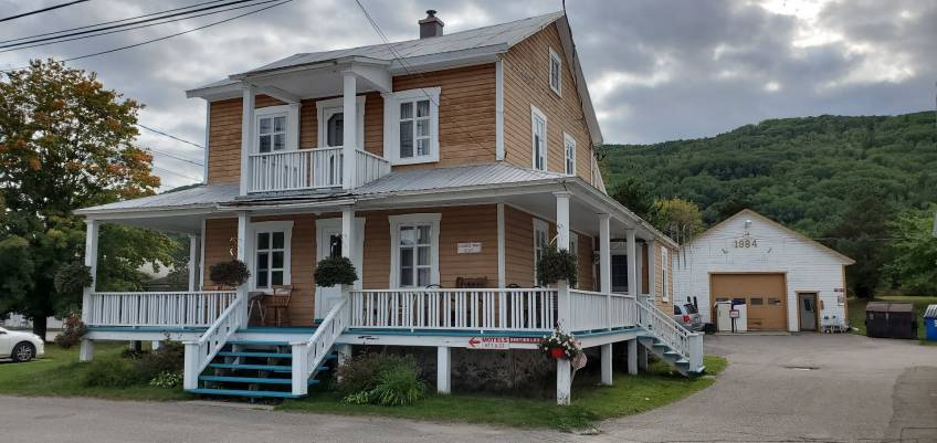 7 - Commercial for sale, Baie-Saint-Paul (Code - sp644, Charlevoix)