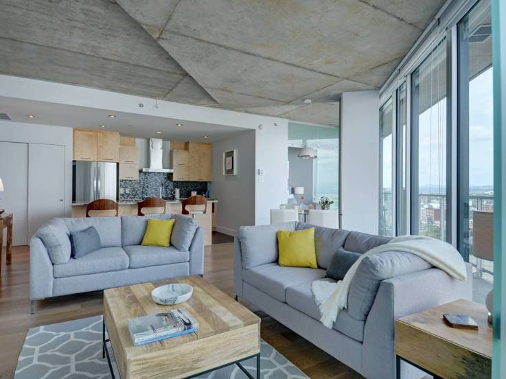 Condo for sale - Old Quebec City, Old Quebec City (QB428)
