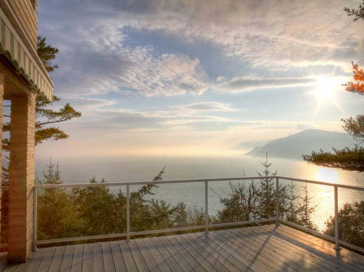 Domain and cottage for rent - Baie-Saint-Paul, Charlevoix (235)