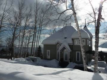 House for rent - Baie-Saint-Paul, charlevoix (248)