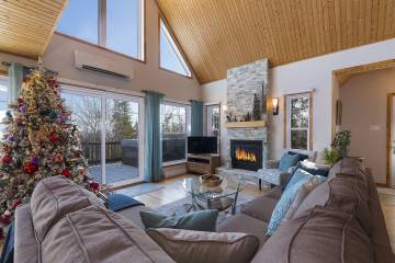 Domain and cottage for rent - Les Éboulements, charlevoix (249)
