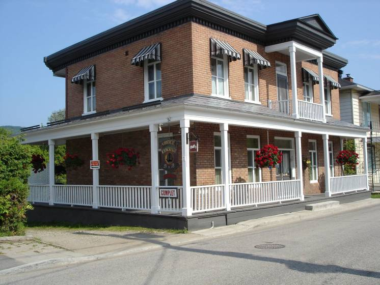 1 - Commercial for sale, Baie-Saint-Paul (Code - sp606, Charlevoix)