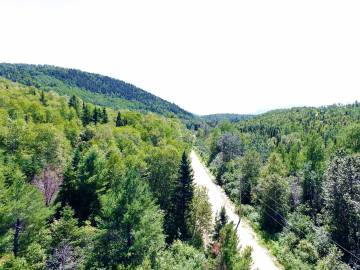 Lot and land for sale - Baie-Saint-Paul, Charlevoix (SP546)