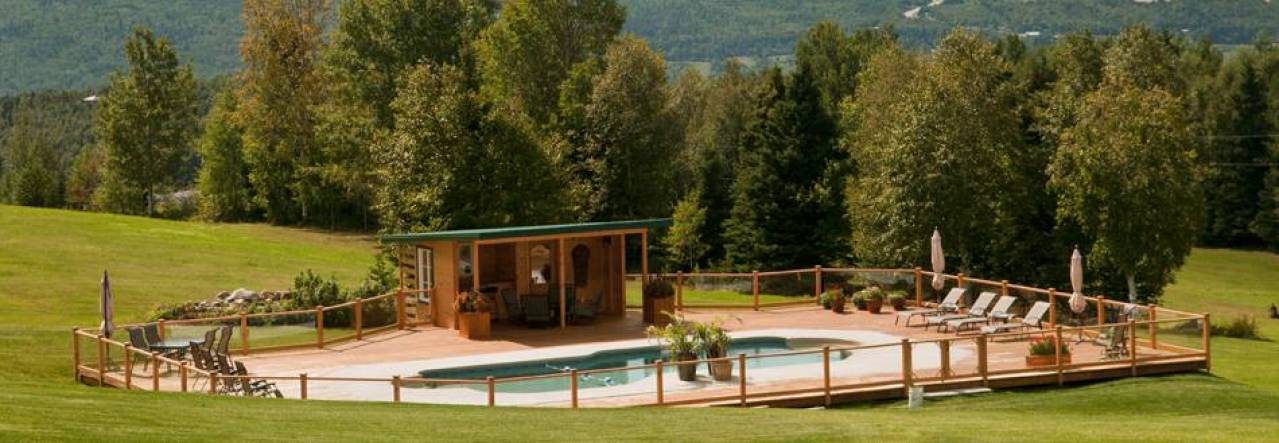 4 - Domain and cottage for rent, Baie-Saint-Paul (Code - 251, charlevoix)