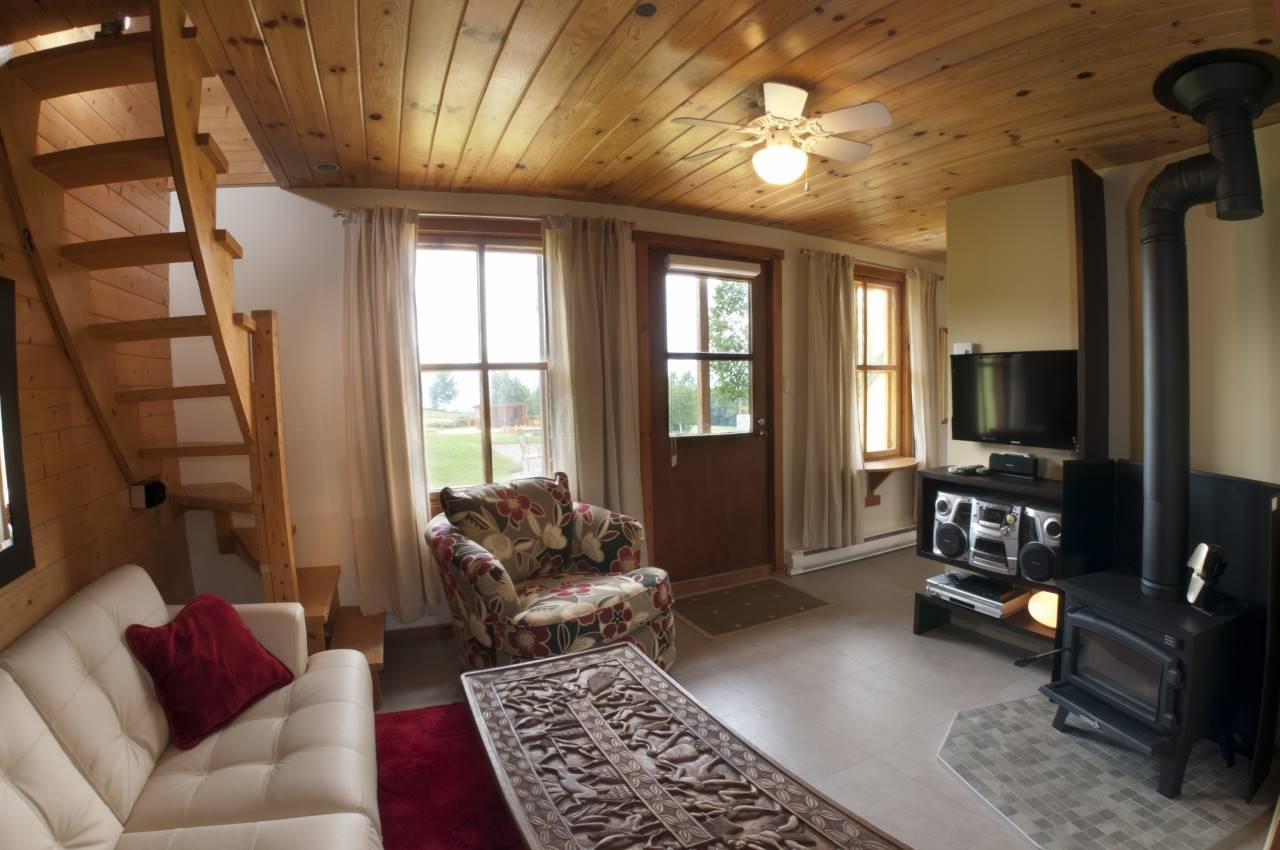 6 - Domain and cottage for rent, Baie-Saint-Paul (Code - 251, charlevoix)