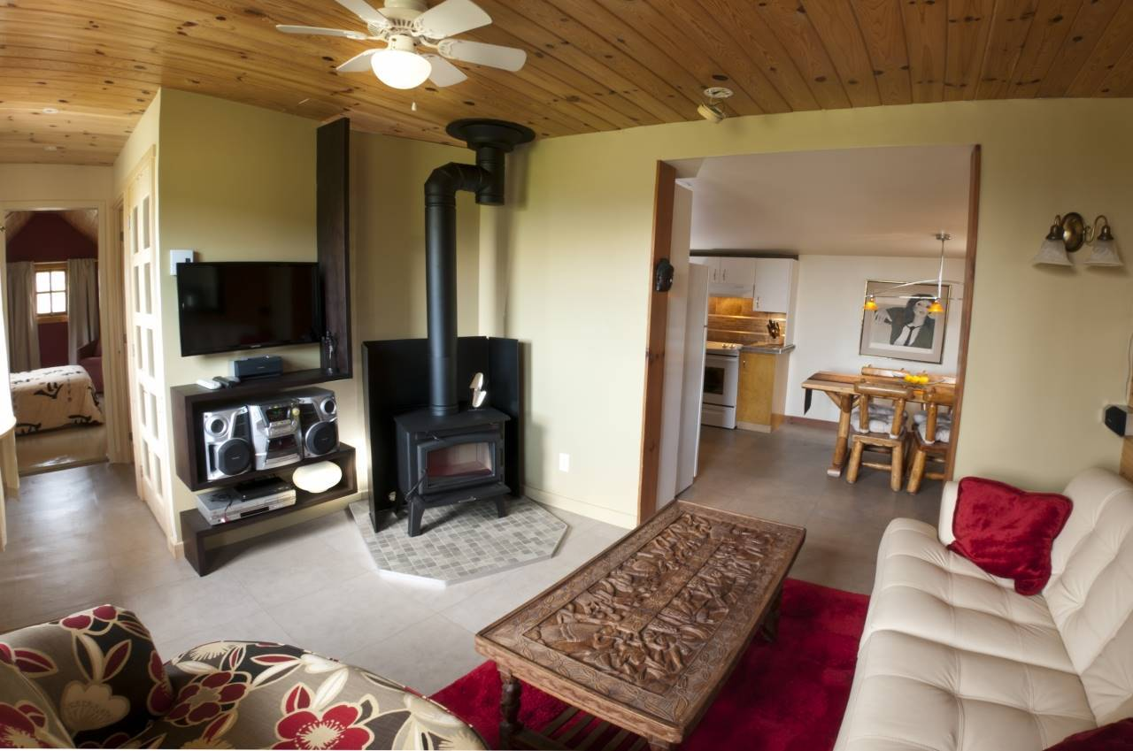 7 - Domain and cottage for rent, Baie-Saint-Paul (Code - 251, charlevoix)