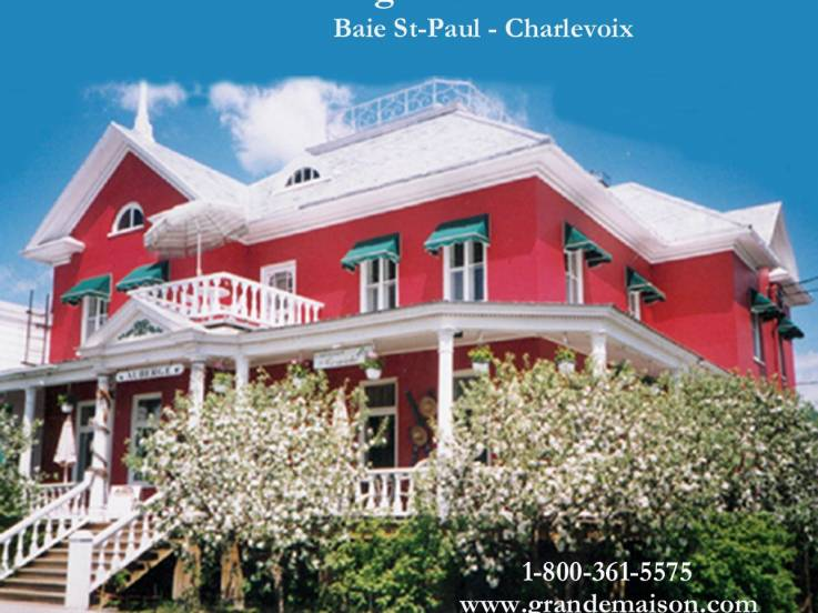 Commercial for sale - Baie-Saint-Paul, Charlevoix (SP470)