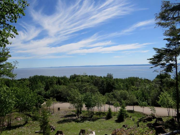 1 - Lot and land for sale, Saint-Irénée (Code - si144, Charlevoix)