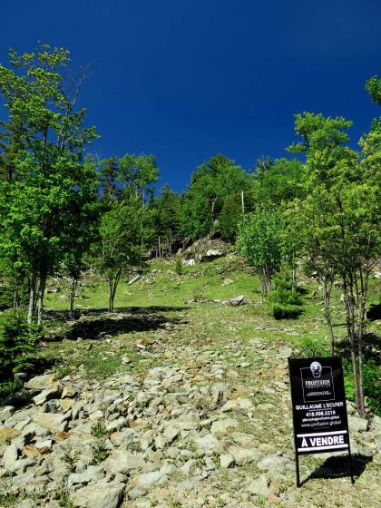 6 - Lot and land for sale, Saint-Irénée (Code - si144, Charlevoix)