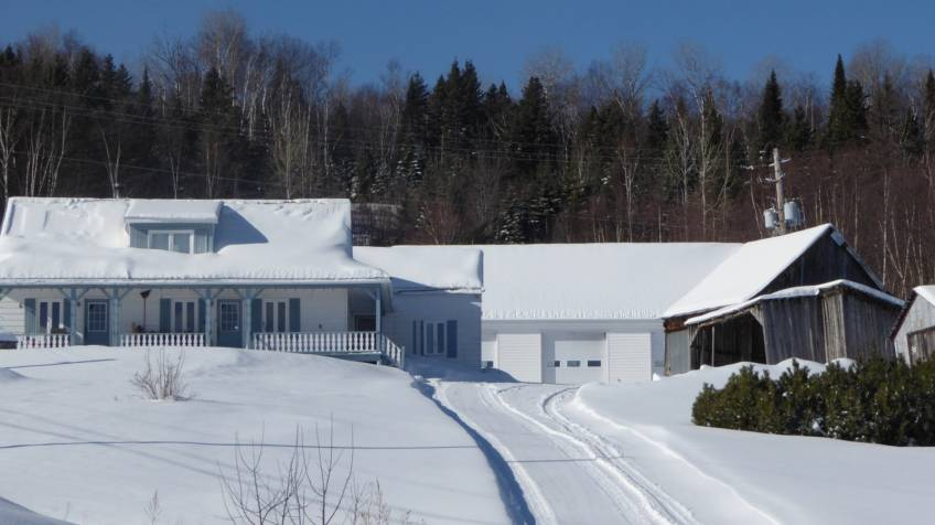 15 - House for sale, Baie-Saint-Paul (Code - sp567, Charlevoix)