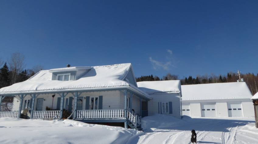 21 - House for sale, Baie-Saint-Paul (Code - sp567, Charlevoix)
