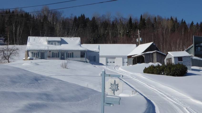 27 - House for sale, Baie-Saint-Paul (Code - sp567, Charlevoix)