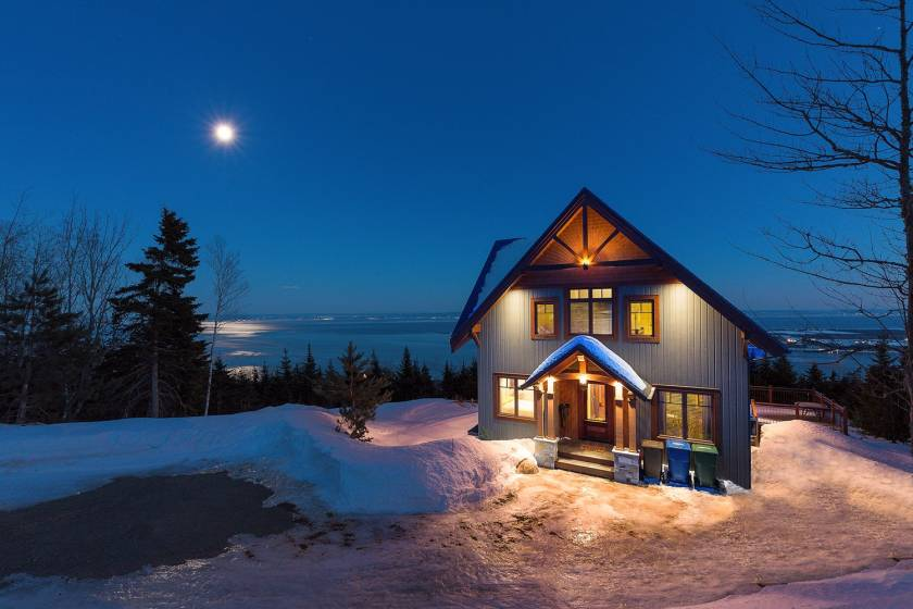 1 - House for sale, Les Éboulements (Code - eb183, Charlevoix)