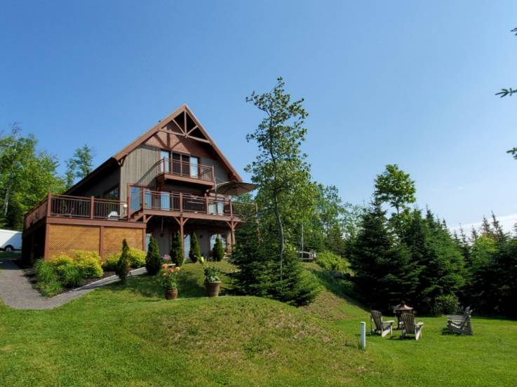 House for sale - Les Éboulements, Charlevoix (EB183)