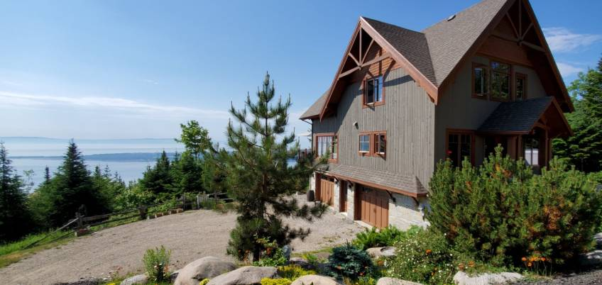 11 - House for sale, Les Éboulements (Code - eb183, Charlevoix)