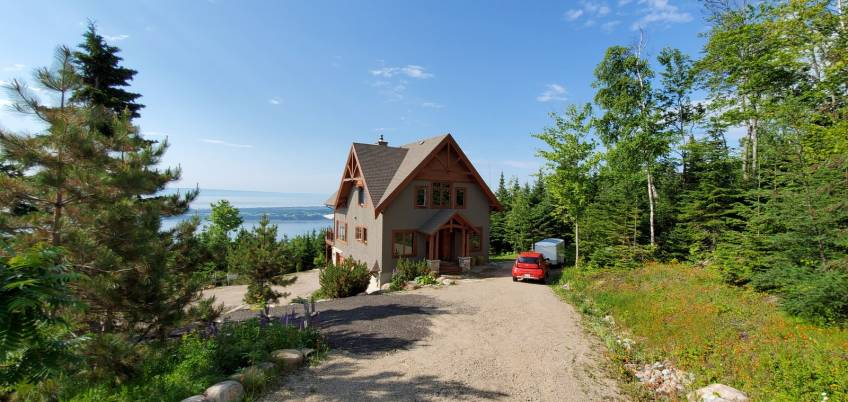 12 - House for sale, Les Éboulements (Code - eb183, Charlevoix)