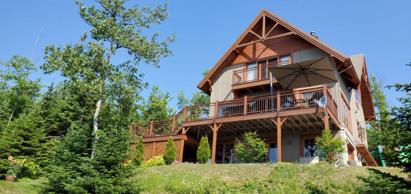 14 - House for sale, Les Éboulements (Code - eb183, Charlevoix)
