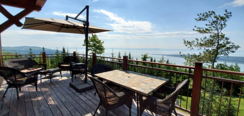 17 - House for sale, Les Éboulements (Code - eb183, Charlevoix)