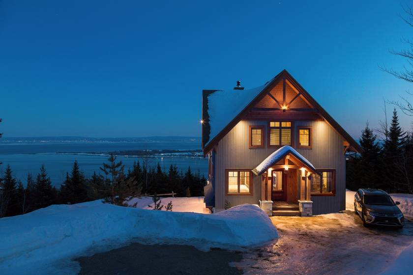 2 - House for sale, Les Éboulements (Code - eb183, Charlevoix)