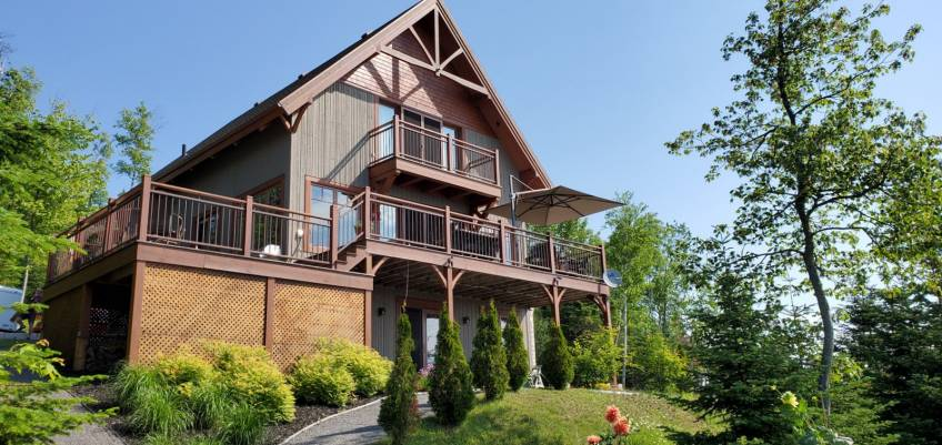 9 - House for sale, Les Éboulements (Code - eb183, Charlevoix)