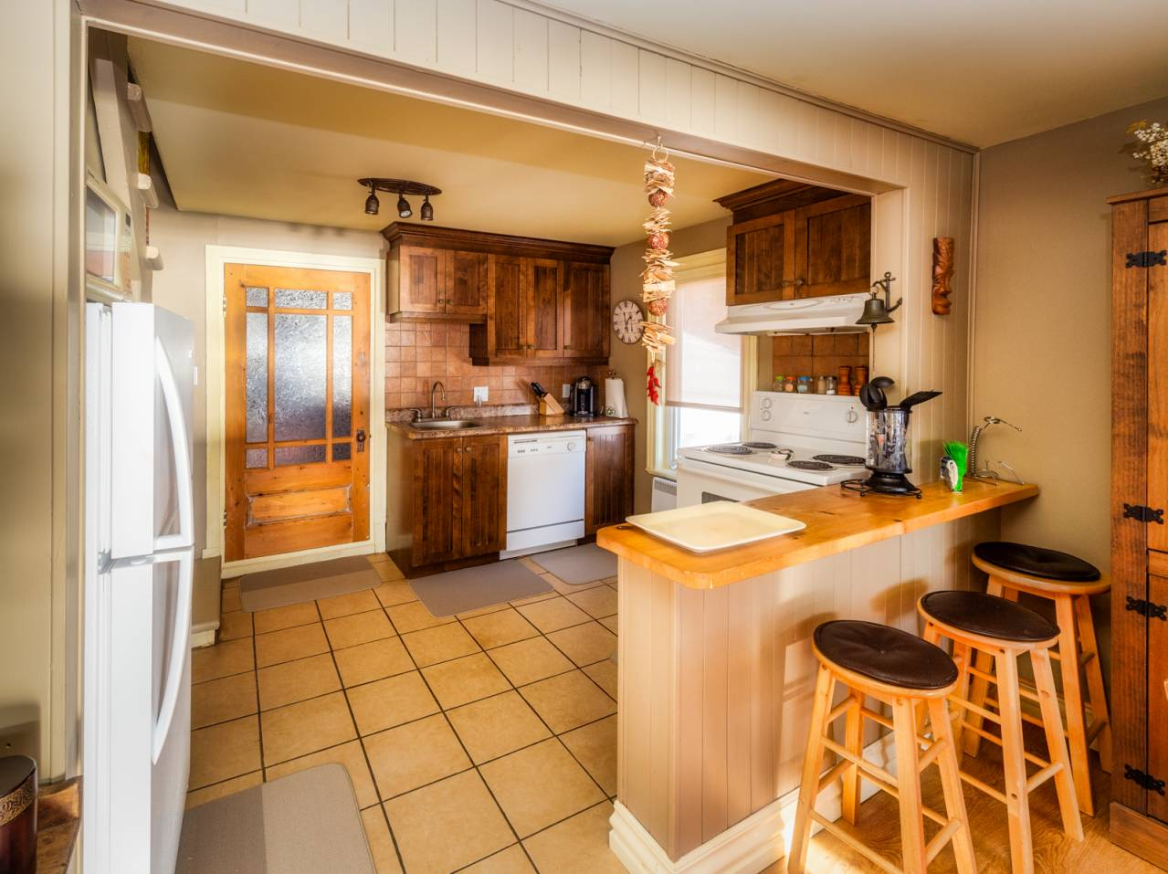 9 - House for rent, Baie-Saint-Paul (Code - 284, charlevoix)