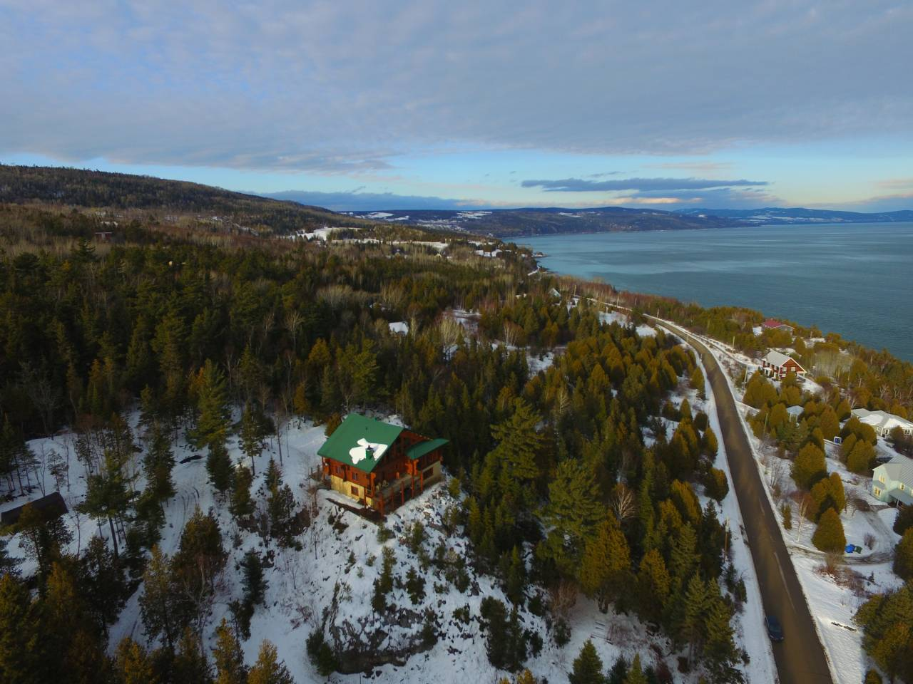 25 - Domain and cottage for rent, Saint-Irénée (Code - 289, charlevoix)