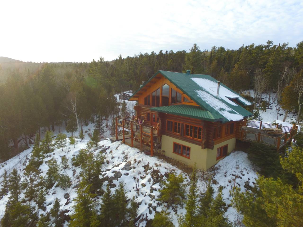 24 - Domain and cottage for rent, Saint-Irénée (Code - 289, charlevoix)