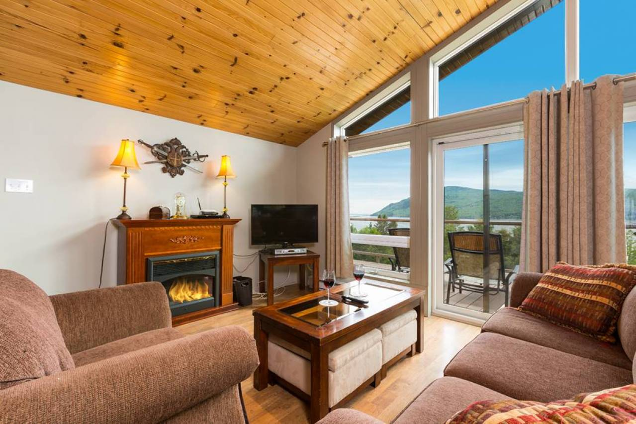9 - House for rent, Baie-Saint-Paul (Code - 302, charlevoix)