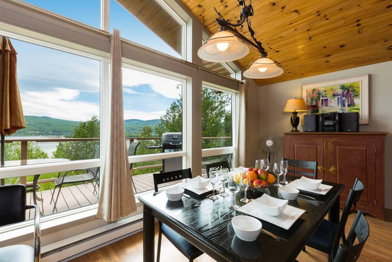 5 - House for rent, Baie-Saint-Paul (Code - 302, charlevoix)