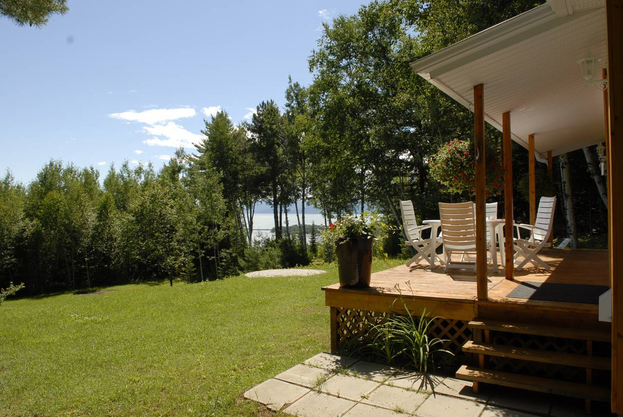 5 - Domain and cottage for rent, Les Éboulements (Code - 309, charlevoix)