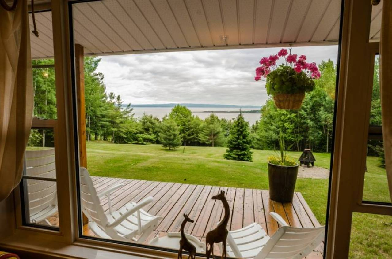 6 - Domain and cottage for rent, Les Éboulements (Code - 309, charlevoix)