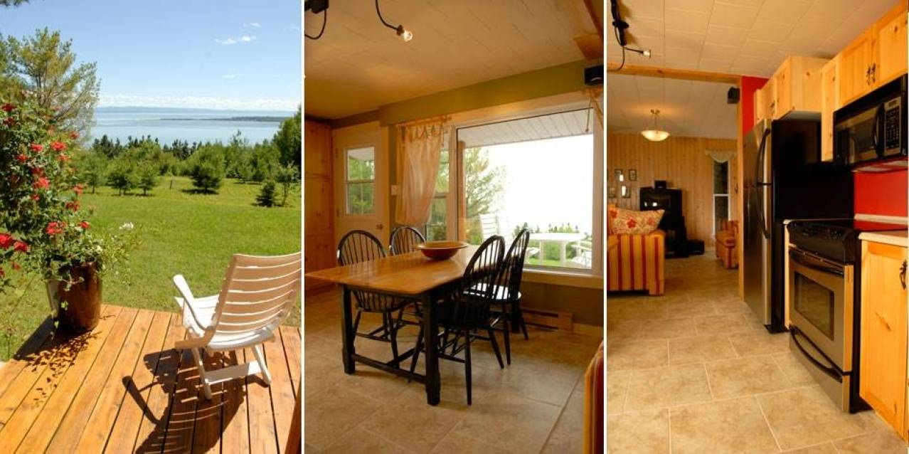 12 - Domain and cottage for rent, Les Éboulements (Code - 309, charlevoix)