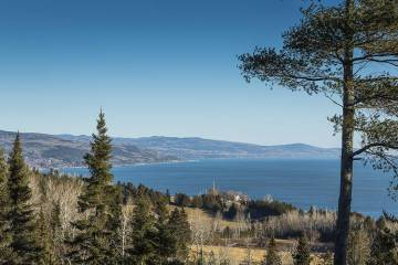 House for rent - Saint-Irénée, charlevoix (339)