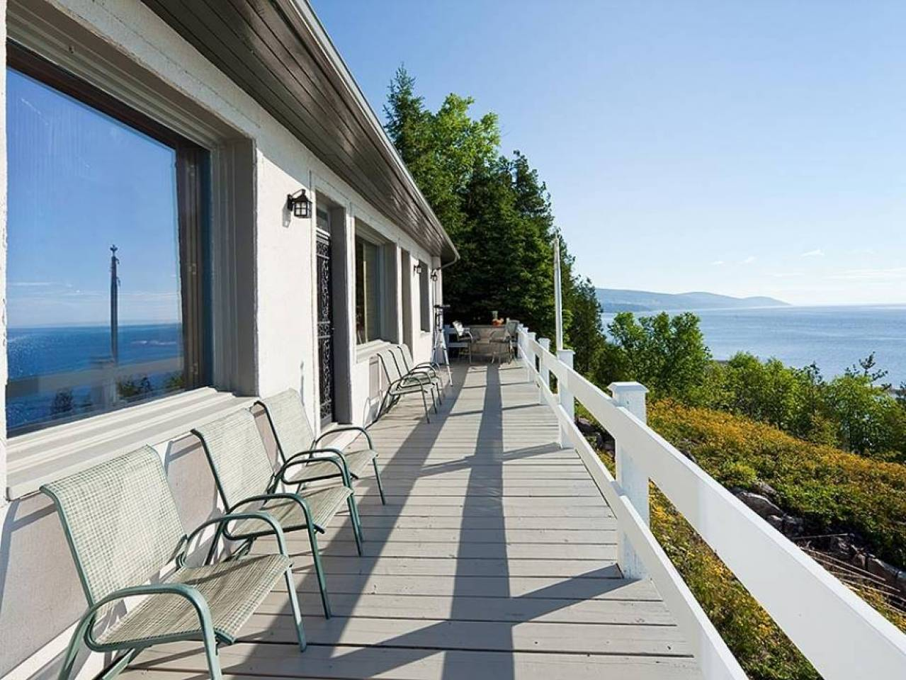 14 - Domain and cottage for rent, La Malbaie (Code - 349, charlevoix)