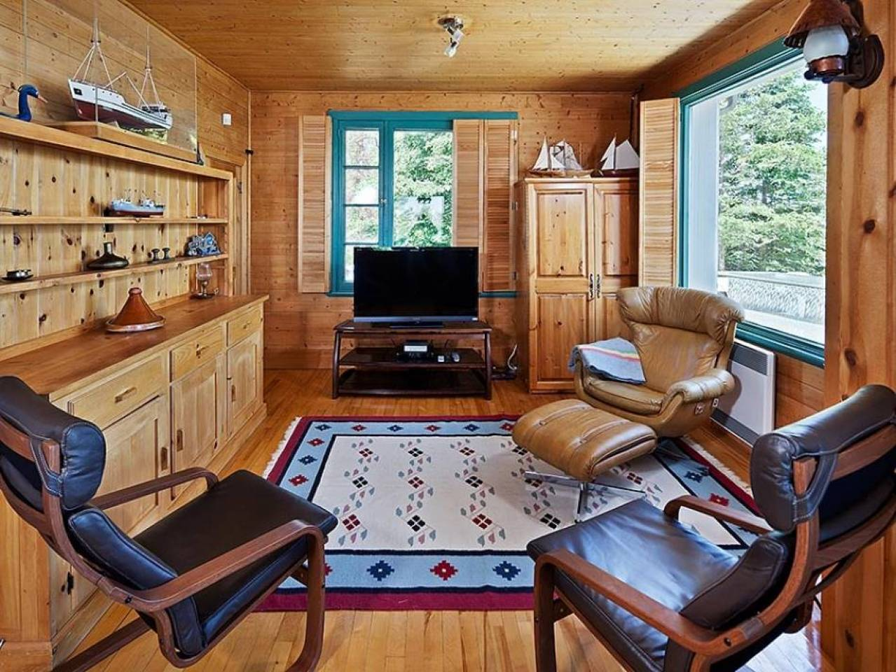 10 - Domain and cottage for rent, La Malbaie (Code - 349, charlevoix)