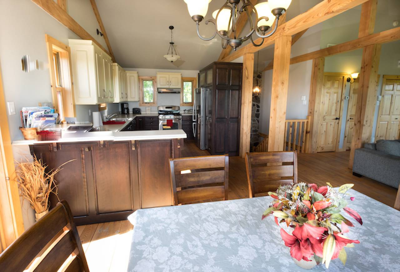 3 - House for rent, Les Éboulements (Code - 350, charlevoix)