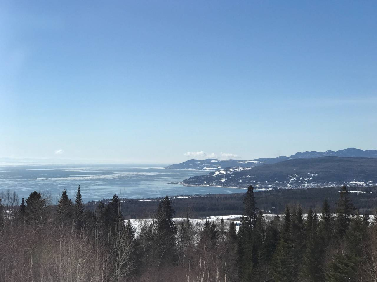 39 - Domain and cottage for rent, Cap-À-l'Aigle (Code - 351, charlevoix)
