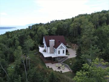 Tourism residence for rent - Les Éboulements, charlevoix (357)