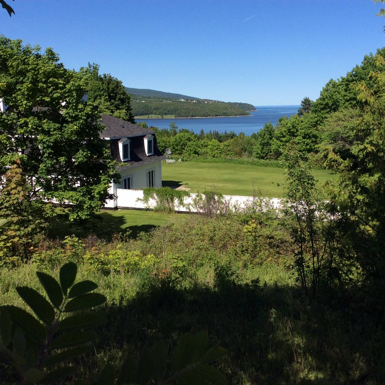 14 - Domain and cottage for rent, La Malbaie (Code - 359, charlevoix)