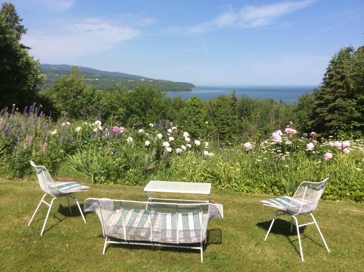 3 - Domain and cottage for rent, La Malbaie (Code - 359, charlevoix)